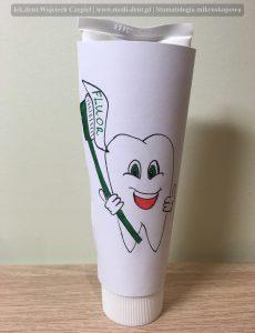 Czy dzieci mogą stosować pastę do zębów z fluorem ?